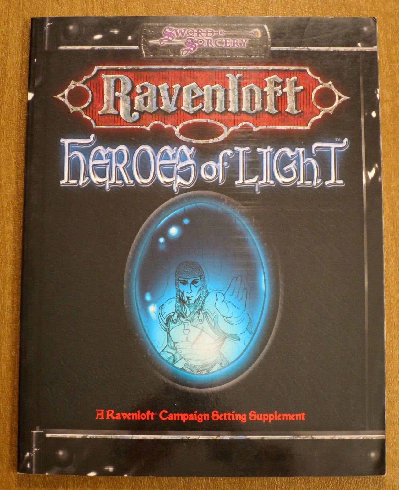 Ravenloft Heroes of Light NEW D&D 3.5