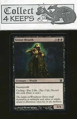 Magic the Gathering MTG Street Wraith Modern Masters   LP