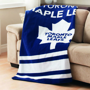 Sunbeam® NHL® Fleece Heated Throw