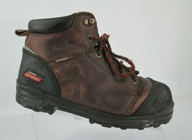 Leather Steel Toe Waterproof BOOTS