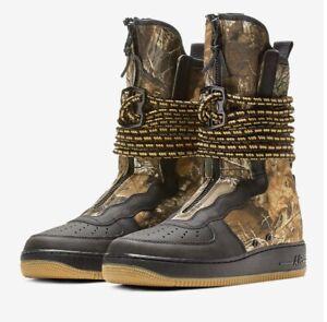 Nike SF Air Force 1 AF1 High Mens Shoes