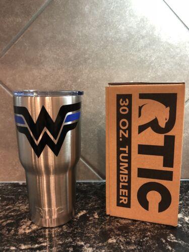 Thin blue line Wonder Woman Decal For Car Truck Sticker Vinyl Police super hero