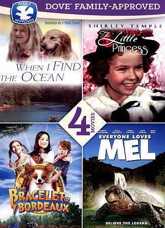 4 Family Movies I Find Ocean Shirley Temple Bracelet Bordeau