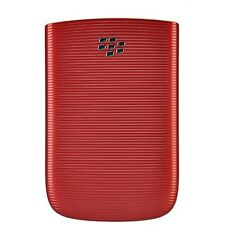Genuine Original Battery Back Cover For BlackBerry 9800 Torch - Red