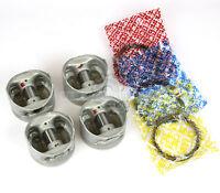 85-87 Toyota Corolla Gts Mr2 1.6l 4agec 4agelc Aftermarket Pistons & Rings Kit