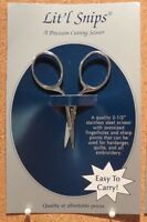 Lit'l Snips Compact Scissors Sewing / Needlepoint / Crossstitch