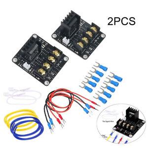 Anet A8 MOSFET de puissance Module d'extension board MOS Chaleur Lit Module Imprimante 3D partie