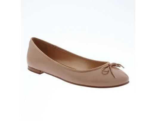 NEW Banana Republic Robin Leather Suede Ballet Flats Shoes 6.5 7 7.5 8.5 9 9.5