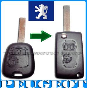 LLAVE-CARCASA-PEUGEOT-107-207-307-BOXER-SW-EXPERT-MANDO-FIJO-A-PLEGABLE