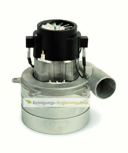 Vacuum Cleaner Suction Turbine Motor For TENNANT 1120 - 230 Volt 1400 Watts