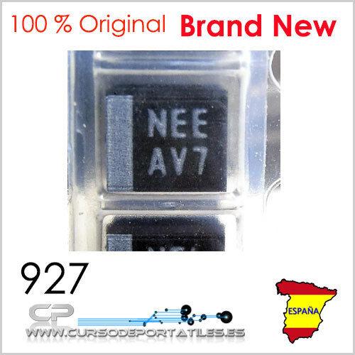 11V Macbook 3 Unidades Condensador Capacitor NEL AV7 A1 V71 AV7 NEE AV7 62uF