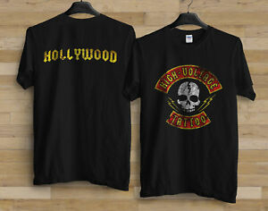Details about Rare Vintage High Voltage Tattoo XL Hollywood CA Shirt  Reprint Limited edition