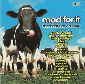 MAD-FOR-IT-various-2X-CD-compilation-blur-suede-charlatans-supergrass-ash
