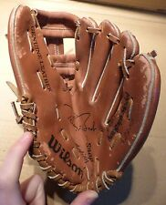 WILSON - AUTOGRAPH MODEL BARRY BONDS BASEBALL GLOVE (BX4)