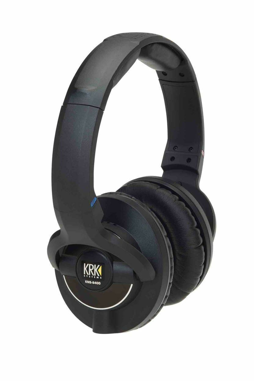 KRK KNS-8400 Professional Dynamic Studio Monitor Headphones KNS8400