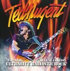 Ultralive Ballisticrock [Deluxe Edition] [Box] [PA] by Ted Nugent (CD, Oct-2013, 3 Discs, Frontiers)