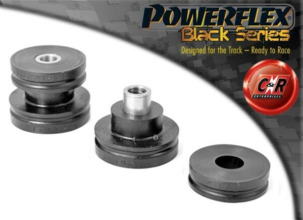 100% Waar Bmw E93 3series Cab 05on Powerflex Black Rr Shocker Upper Mount Bush Pfr5-416blk