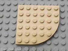 LEGO Star Wars Tan round plate 6003 / 7153 7144 6209 65153 Jango Fett's Slave