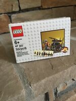 Lego In Box Exclusive Classic Knights Set 5004419 Sealed Minifigure