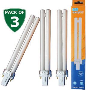 Energetic Energy Saving G24D3 2 Pin CFL Fluorescent Light Bulb Lamps PLC G23