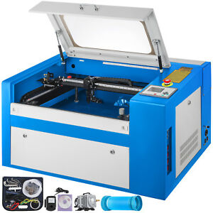 500*300MM 50W CO2 LASER ENGRAVING ENGRAVER MACHINE CUTTER WOOD CUTTING USB