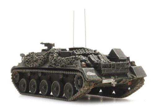 Artitec 6160026 BRD observación tanques alístense n 1:160 listo tanques modelo