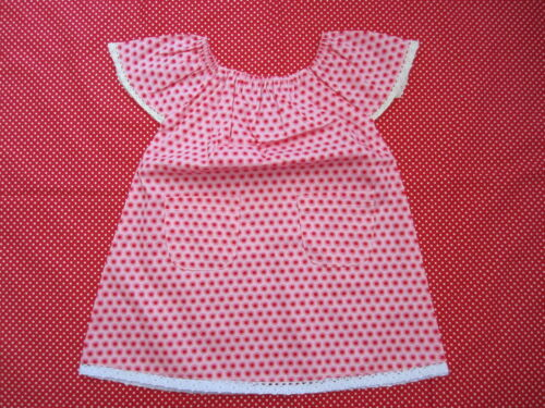 Easter Bunny last one!!! baby girls dress made with oobi fabric BNWOT