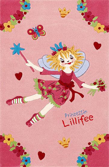 Prinzessin Lillifee Teppich 2936-01 130x190 cm NEU