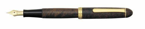 Platinum Fountain Pen President #3776 Black - PTB-30000BN-Nib