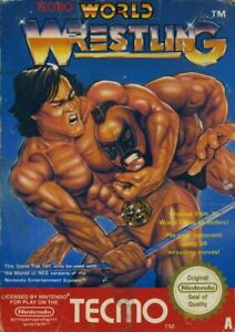 Tecmo-World-Wrestling-Nintendo-NES-Game-Used
