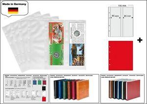 10-look-1-7398-R-Feuilles-Numismatiques-Premium-2-Vertical-85x255mm-Rouge-Zwl-De