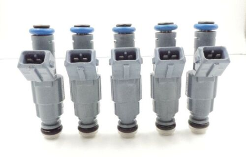 1999-2006  Volvo 2.3L 2.5L Turbo Bosch Fuel Injectors set Shipped Today 5