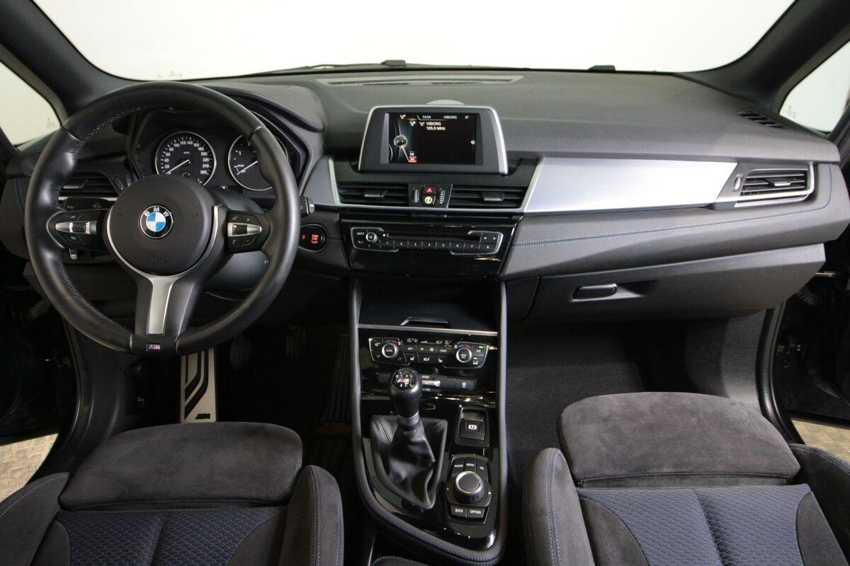 BMW 220d 2,0 Active Tourer Advantage Van