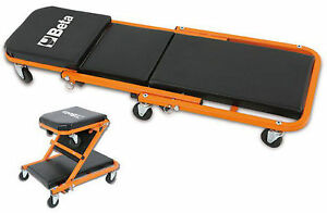 Lettino-sotto-auto-macchina-seggiolino-Beta-3002-6-ruote-110-Kg-Action