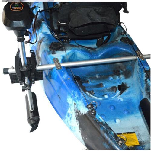 Kayak Trolling Motor Block Board Mount Bracket Canoe Boat Engine Mounting