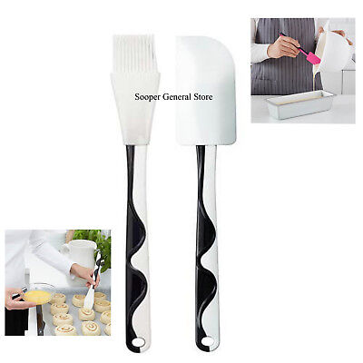 Silicon Brush Rubber Pastry Brush BAKING Cooking 25cm BRAND IKEA