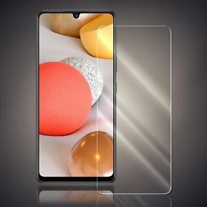 Panzer Folie für Samsung Galaxy A42 5G Echt Glas Displayschutzfolie Schutzglas