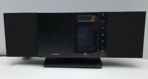 Sandstrom CD Player Stereo Hi-Fi with FM Radio 30 pin iPod Dock /& USB MP3 Player