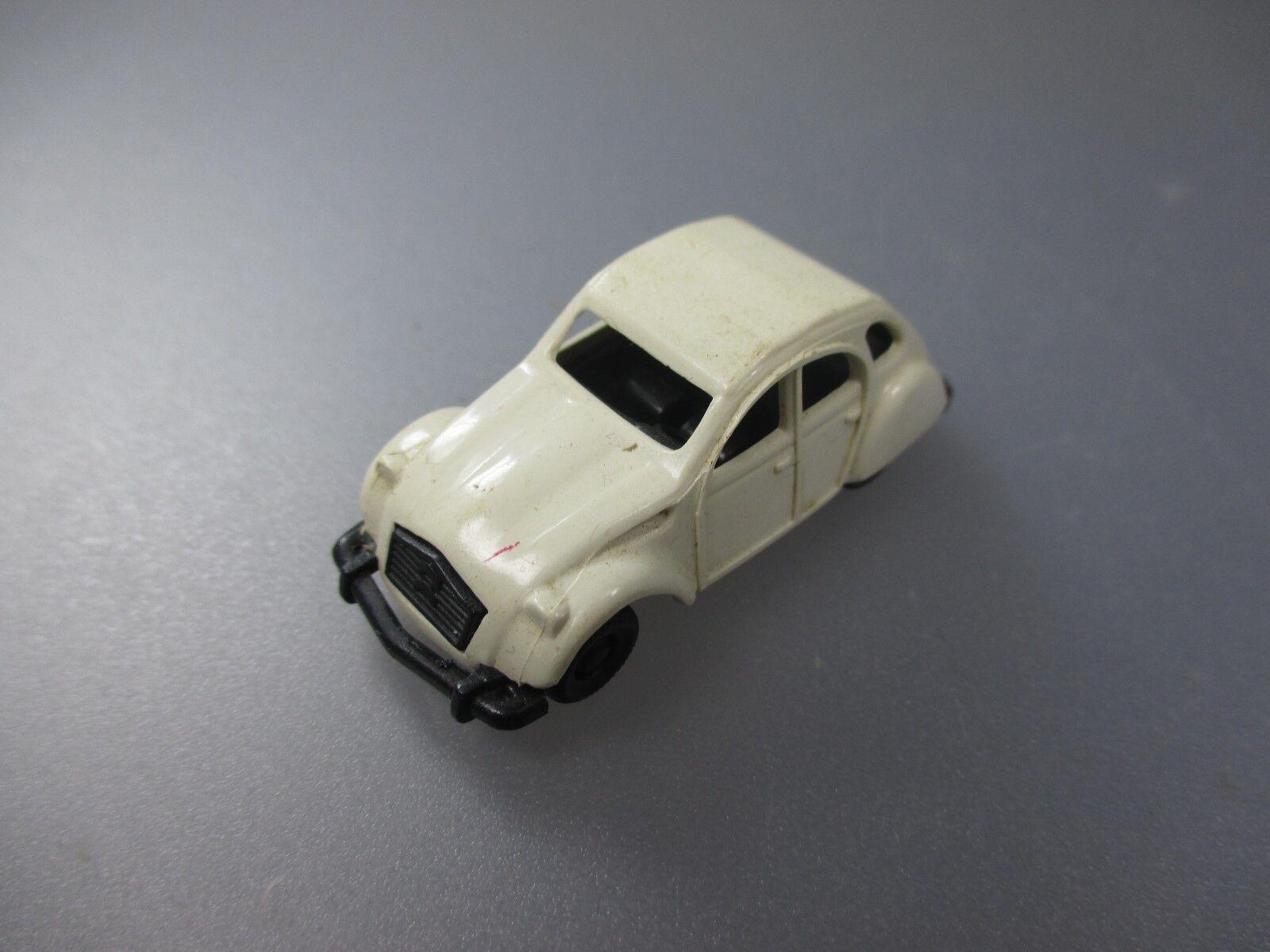 Citroen 2CV, made in Brasil, sehr selten, Scale 1 87  (SSK65)  | Guter Markt
