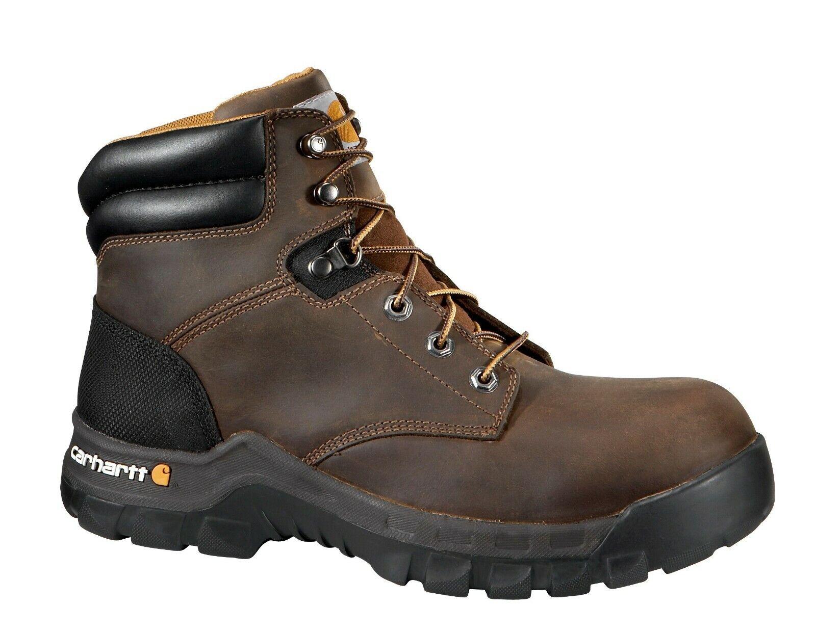 bienvenido a orden Zapatos Zapatos Zapatos De Cuero Carhartt CWF5355 Para Mujer Resistente Flex 6  Composite Toe botas De Trabajo  en linea