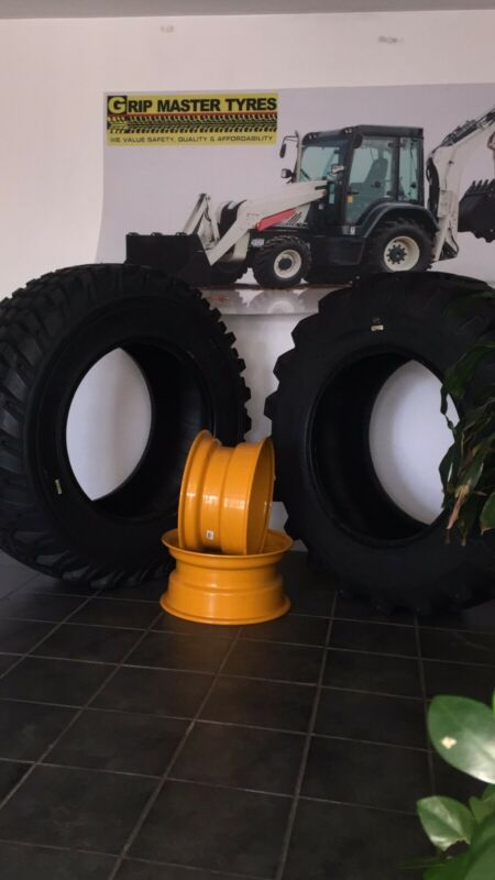 TLB Rims and Tyres