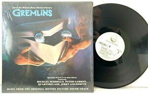 Gremlins-Original-Motion-Picture-Soundtrack-in-shrink-LP-Vinyl-Record-Album