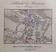 Brienne 1814 bataille Napoléon