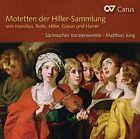 Motetten der Hiller-Sammlung (CD, May-2015, Carus)