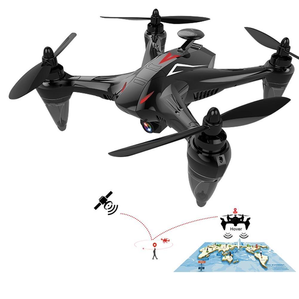GW198 Grand angle 720 p 1080 p HD Caméra RC Drone Hélicoptère RC 5g WIFI GPS