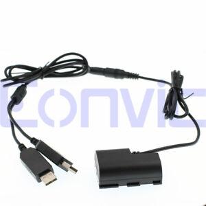 Power-bank-usb-for-Canon-EOS-5D-7D-Mark-II-6D-80D-camera-DR-E6-dc-coupler-LP-E6