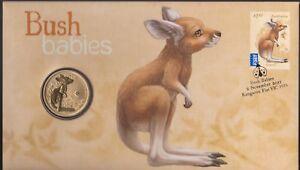 PNC Australia 2011 Australian Bush Babies BILBY Perth Mint $1 Coin