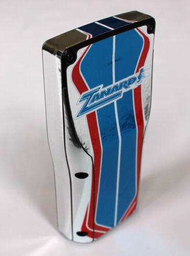 Zanardi style full wrap autocollant kit pour Chronomètre UNIPRO-Karting
