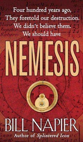 Nemesis by Bill Napier PB new