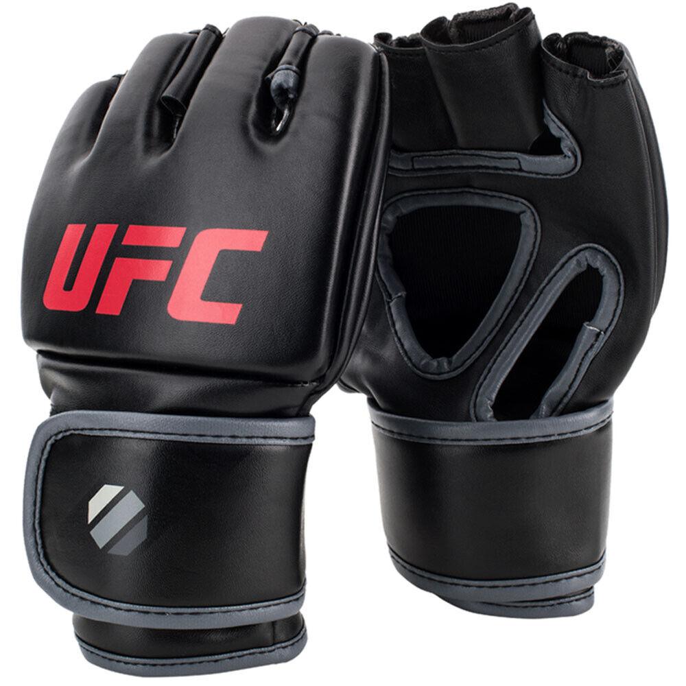 UfC MMA Handschuhe, Contender, schwarz-rot